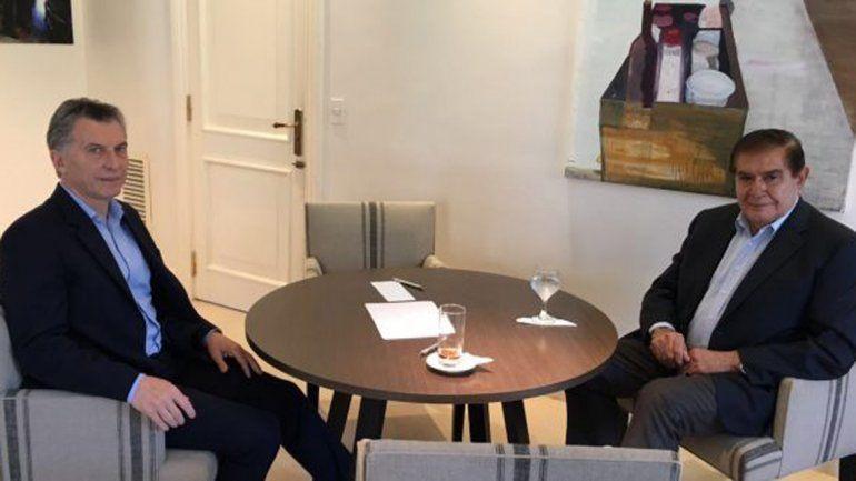 Pereyra le manifestó a Macri la preocupación por la posible caída de otros 1.200 puestos de trabajo