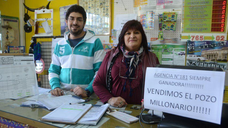 Un neuquino afortunado apostó 8 pesos y ganó 2.400.000 con el Pozo de la Quiniela