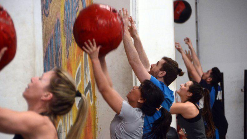En estos meses la demanda en los gimnasios se incrementó de forma notable
