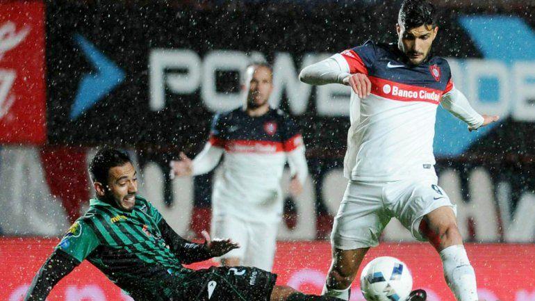 San Lorenzo empató 2-2 con San Martín de San Juan en el Nuevo Gasómetro