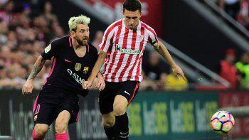 Barcelona le ganó 1 a 0 al Bilbao y es líder con puntaje ideal