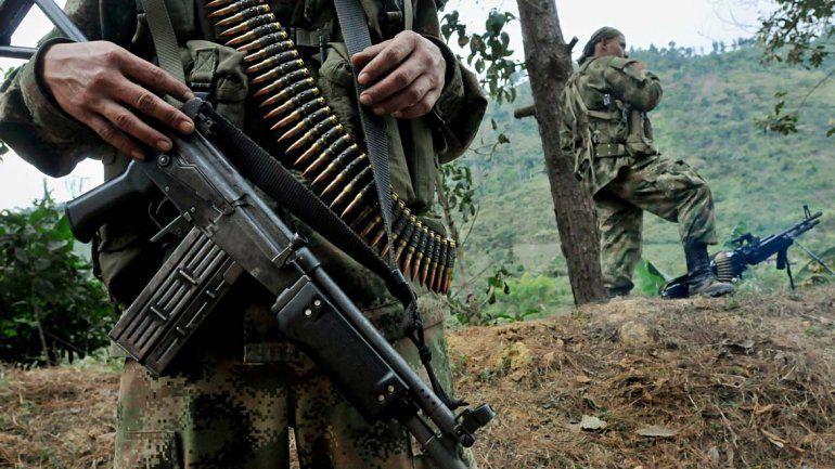 Las FARC confirman cese al fuego desde esta medianoche