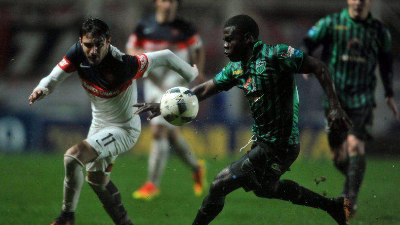 San Lorenzo y San Martín de San Juan igualaron 2 a 2.