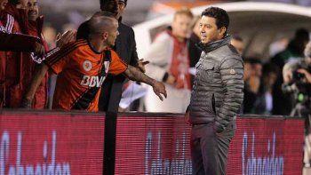 Ojalá no se vuelva a repetir, dijo Enzo Francescoli.