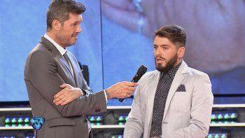 diego maradona jr.: no me canso de abrazar a mi papa