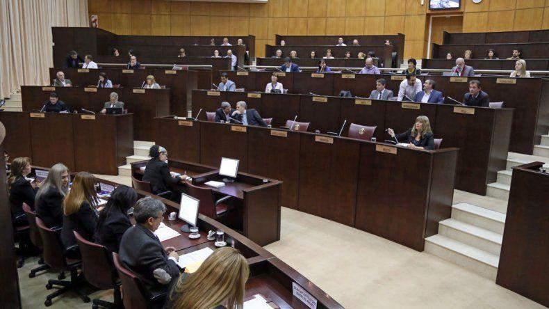 Se aprobaron en la Legislatura los cambios en la prisión preventiva