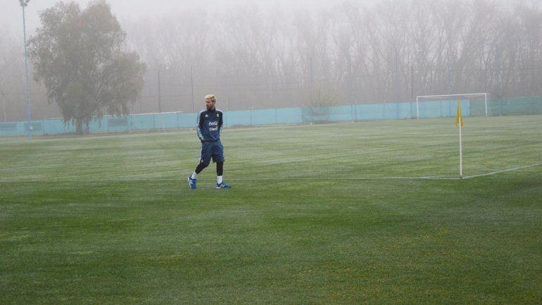 Bauza y Messi