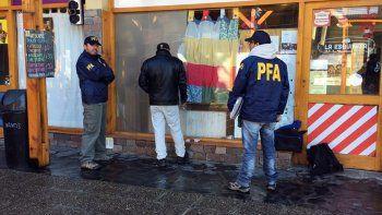 detuvieron en villa la angostura a un chileno con pedido de captura por causa de drogas