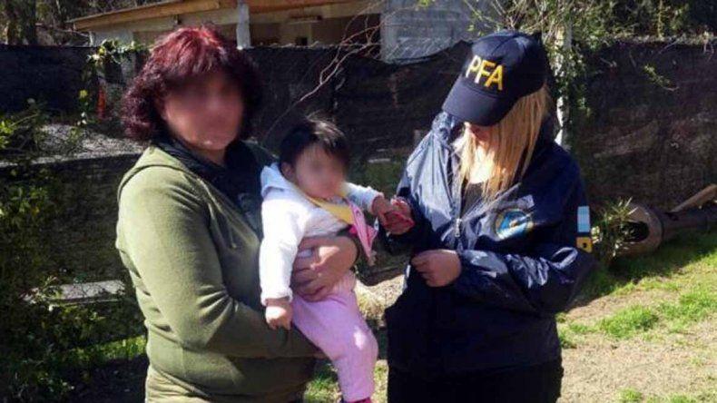 Detienen a falsa empleada doméstica que secuestraba bebés