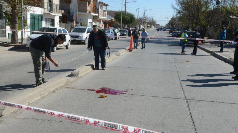 Horror: murió el joven de 29 años que recibió un tiro en la cabeza desde una moto
