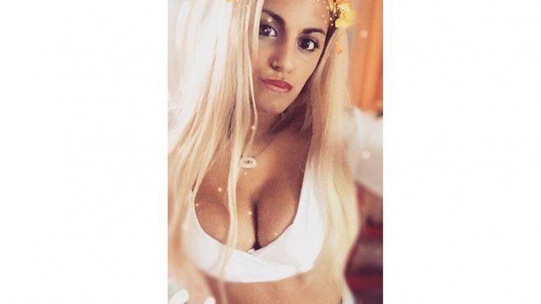 Antonella Pane subía en las redes sociales sus escenas de sexo explícito.