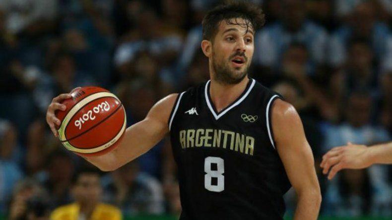 Nicolás Laprovíttola empezará la pretemporada con los Spurs