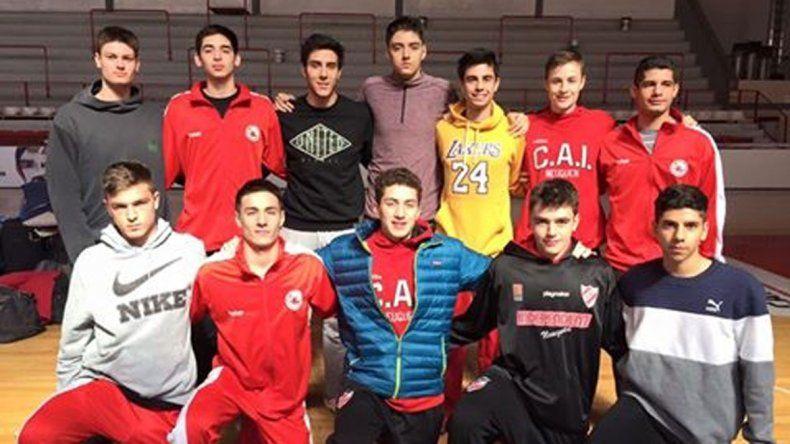 El U17 de Independiente debuta hoy en el Triangular.