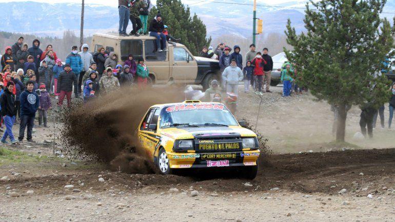 Lanzaron la sexta Fecha del Rally Neuquino en la cordillera