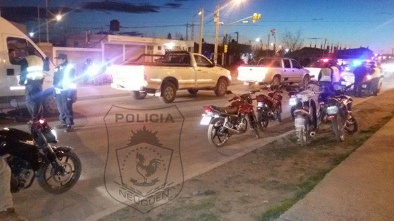 La Policía hizo 500 controles de documentación en la ciudad