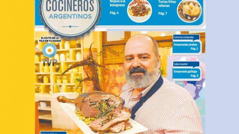 Cocineros Argentinos propone recetas para los mejores paladares
