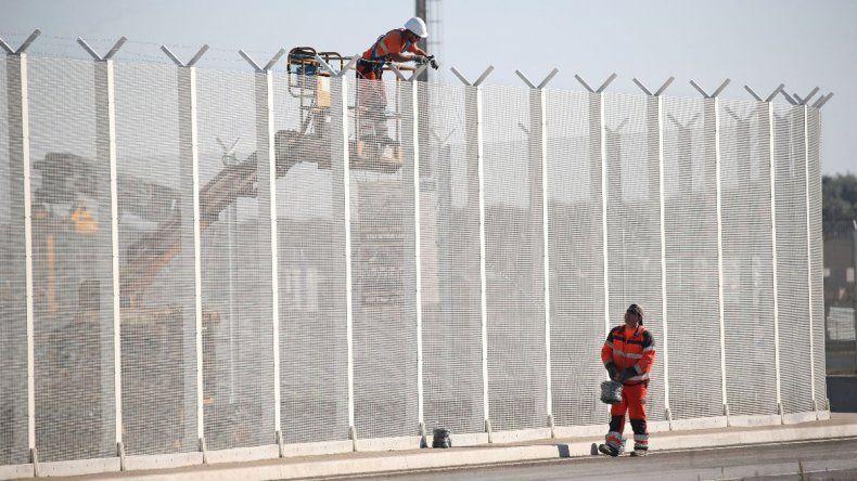 La muralla costará unos 2