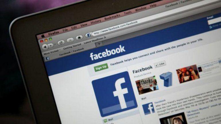 La red social es uno de los lugares preferidos para vender lo robado.