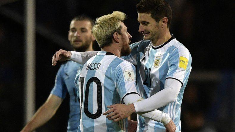 La Selección con Messi es una cosa