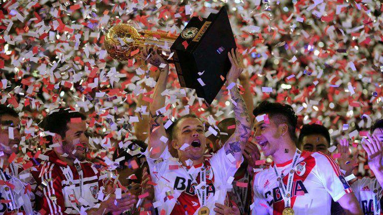 River es el vigente campeón de la Recopa Sudamericana. El Real Madrid