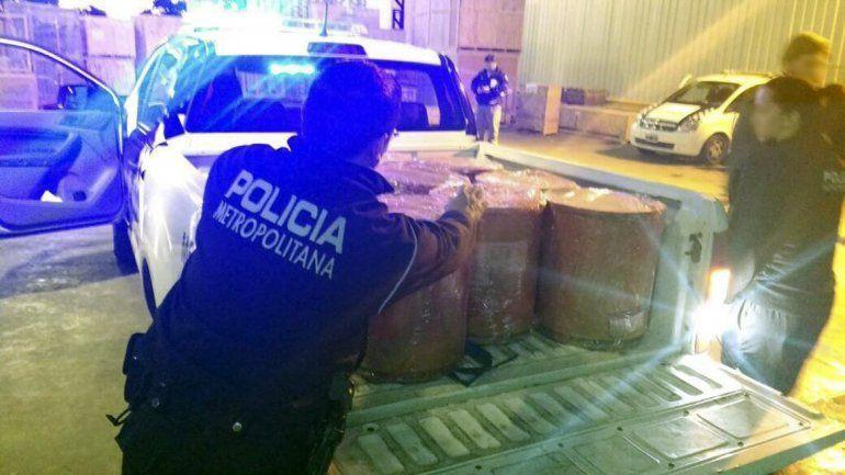 Bullrich: La Aduana sabía sobre los barriles desde mayo