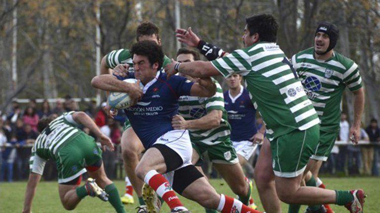 Neuquén Rugby Club triunfó ante Marabunta