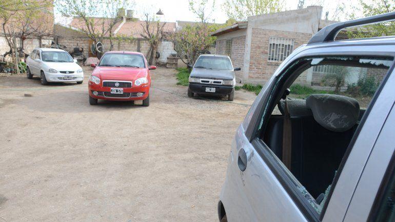 El robo ocurrió en el local de Belgrano al 3200. Los vecinos dieron la alerta.