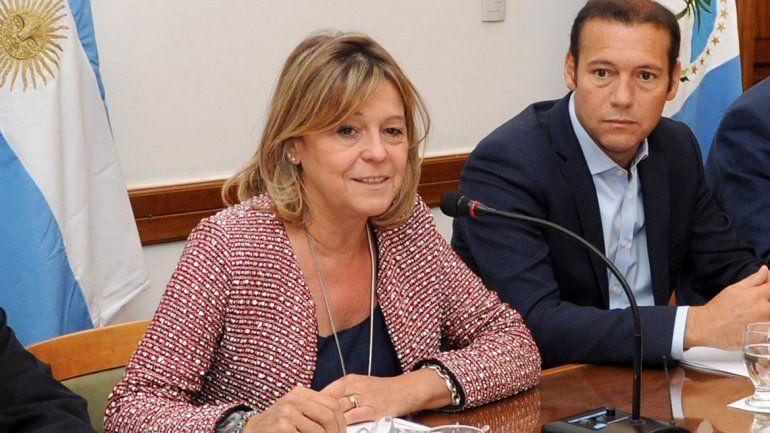 Cristina Storioni: Nos dará información valiosa.