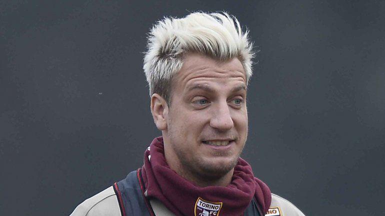 Escracharon a Maxi López con cuatro rusas en un vip cerrado de Milán. Luego se habría ido con dos a su hotel.