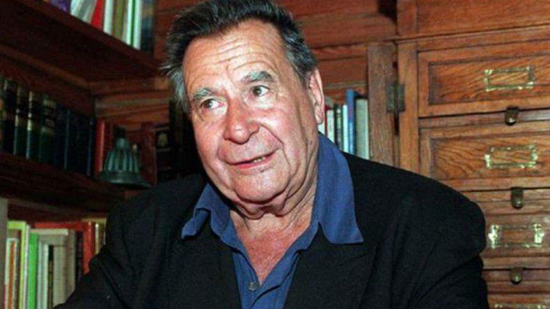 Pastor de murciélagos (2005) fue el último libro que escribió Sáenz.