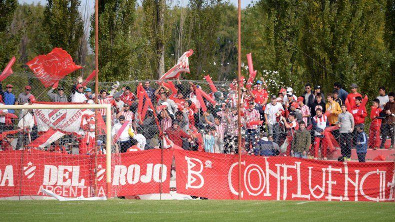 El estadio de Independiente no está a la altura según López. En la otra escena