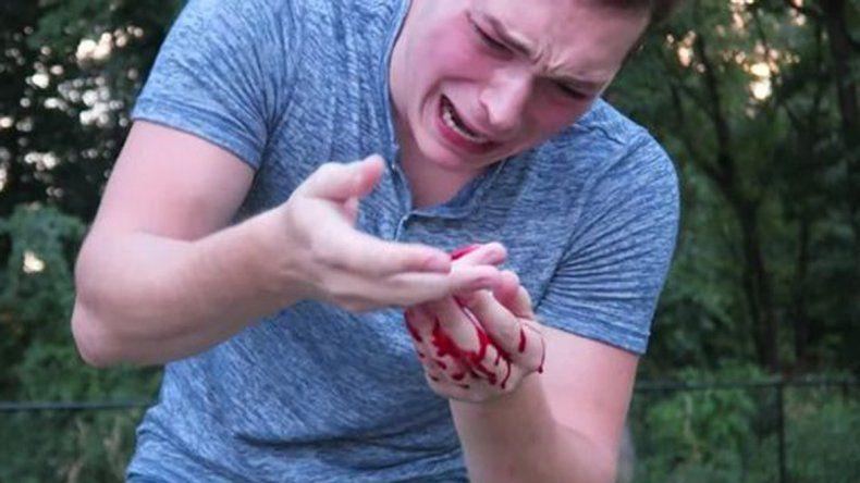Lance Stewart es uno de los youtubers más famosos y este video tuvo más de 30 millones de reproducciones.