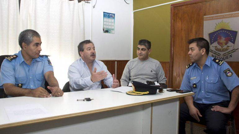 Presentan un plan de seguridad para Cutral Co y Plaza Huincul