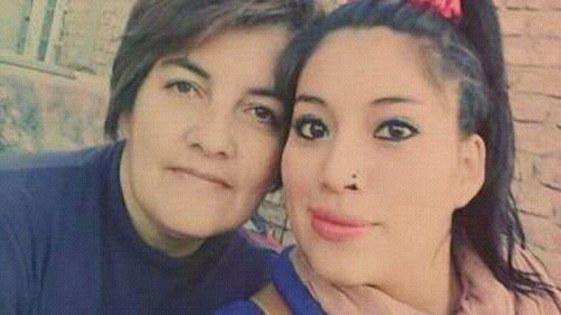 Karen y su mamá