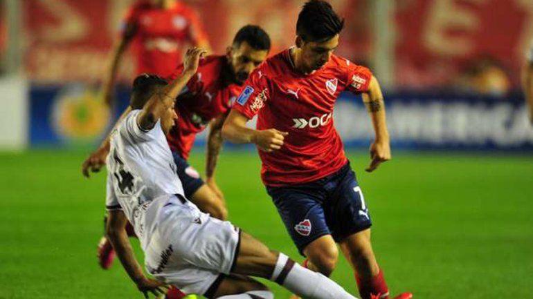 Independiente avanzó a octavos de final tras eliminar a Lanús