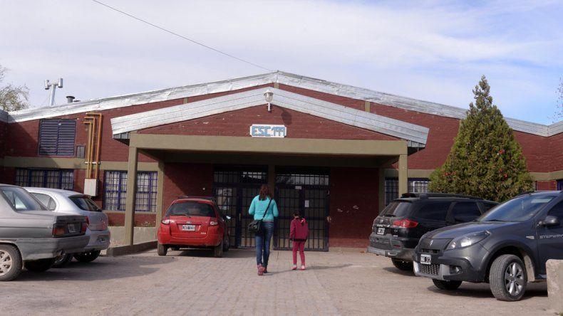 La entrada a la escuela suele ser escenario de hechos de violencia.