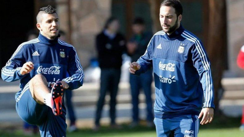 Higuaín y Agüero la rompen en Europa y vuelven a la Selección.