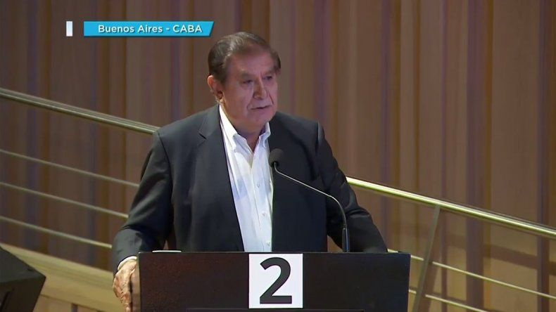 Pereyra: Regalamos el gas y ahora tenemos que ver cómo salir de esto