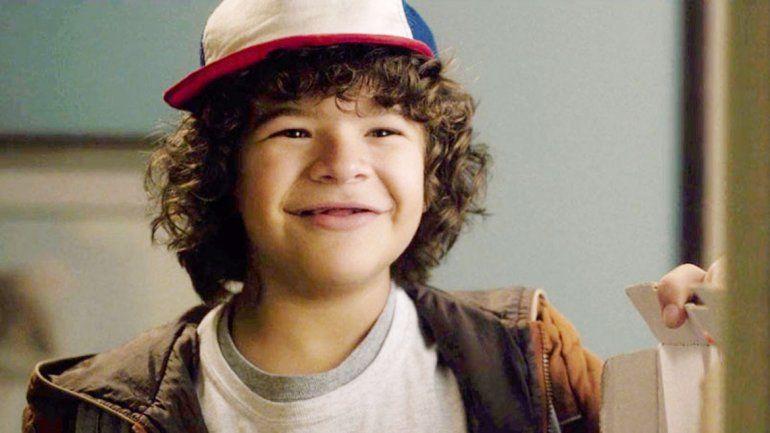 Matarazzo tiene 14 años y actúa en la serie de Netflix Stranger Things.