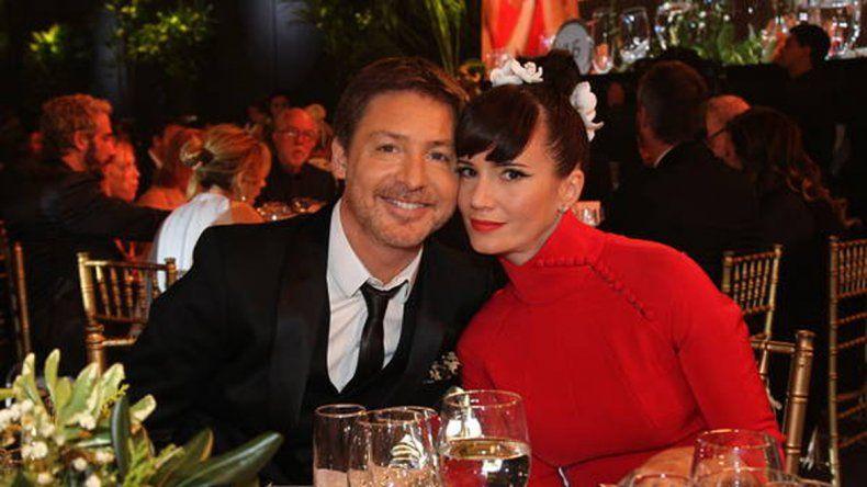 Tras 8 años de relación, se separaron Adrián Suar y Griselda Siciliani