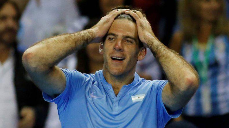 ¿Cuánto sabés sobre el tenista Del Potro?