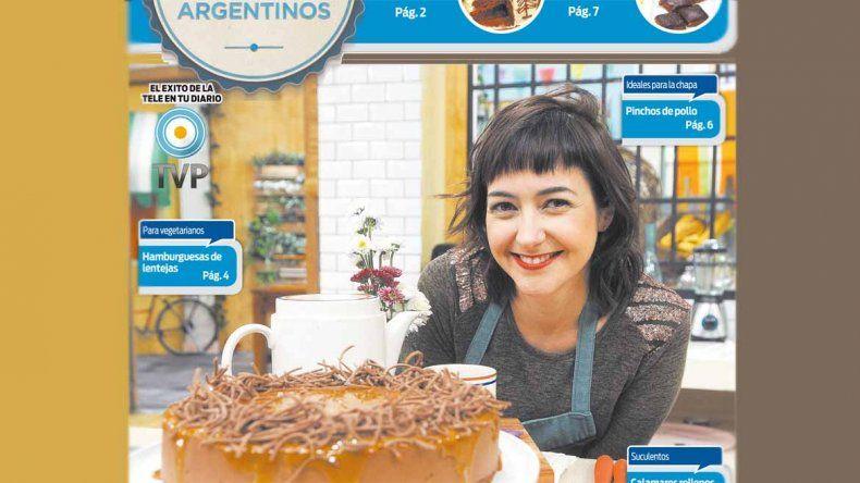 Los Cocineros Argentinos le ponen dulce a tu vida