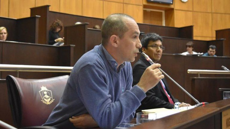 El diputado Nogueira resaltó la institucionalidad de la audiencia.