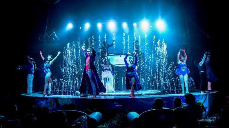 Una semana más de magia y arte con el Circo Splash