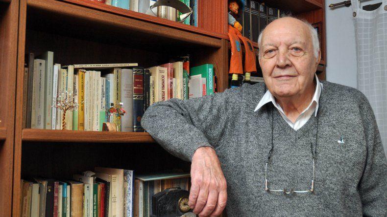 Humberto Zambón dará cátedra sobre deuda externa