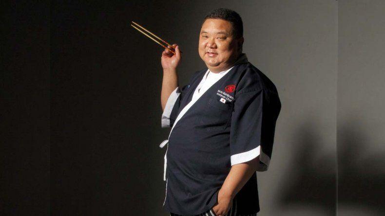 Iwao revela los secretos de la cocina oriental en Saurus Restaurant