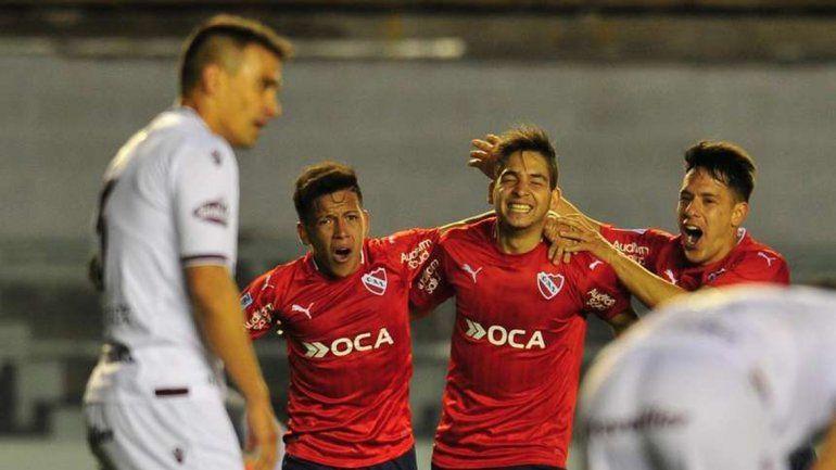 El Rojo de Avellaneda viene de dejar afuera a Lanús en la Sudamericana.