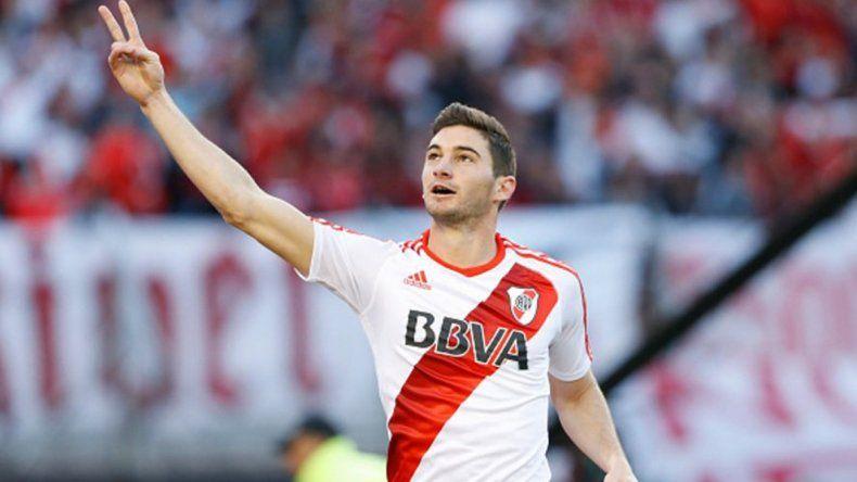 Lucas Alario.