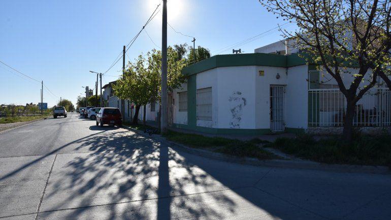 La casa violentada está sobre calle 12 de Septiembre. Otros vecinos fueron víctimas de robos días atrás.