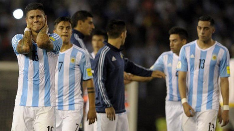 La Selección, sin Messi, sufre por Eliminatorias
